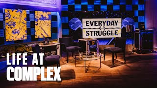New Everyday Struggle & Full Size Run sets! | #LIFEATCOMPLEX