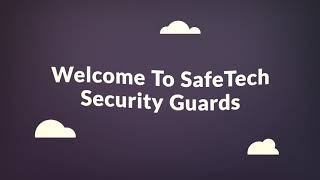 SafeTech Event Security Guards in Toronto, ON