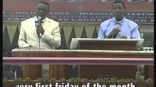 the balm of gilead by Pastor Adeboye