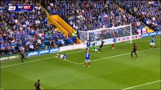 2013/14 Highlights: Pompey 0-1 Fleetwood