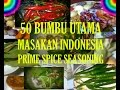 50 Bumbu Utama Masakan Indonesia MP3