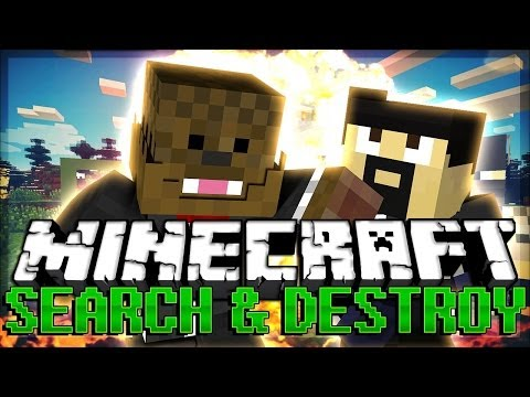 Invincible Minecraft Search And Destroy Pvp W  Antvenom video
