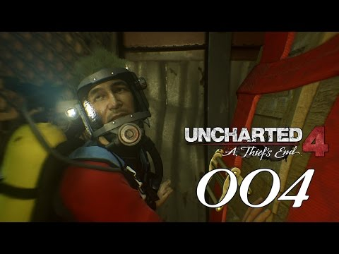 Uncharted 4 A Thiefs End [004] Ein Job in Malaysia - Let´s Play Uncharted 4