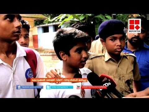 School student dies after coconut tree falls on him