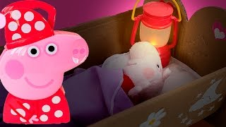 Peppa's Bedtime Case Peppa Pig Princess Peppa Pig Cooking Set Juguetes De Peppa Pig Toy Videos