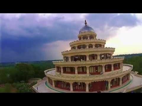 The Art of Living International Center Bangalore (Aerial View...