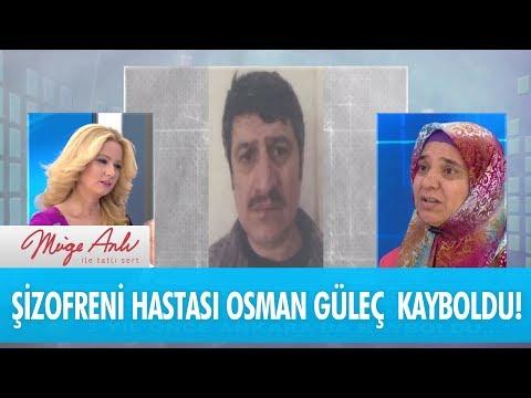 Şizofreni hastası Osman Güleç kayboldu! - Müge Anlı İle Tatlı Sert 25 Ocak 2018