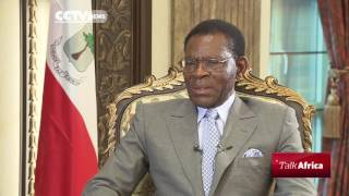 Talk Africa: Conversation with Equatorial Guinea's President Obiang