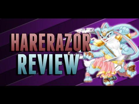 Harerazor Review - Miscrits SK