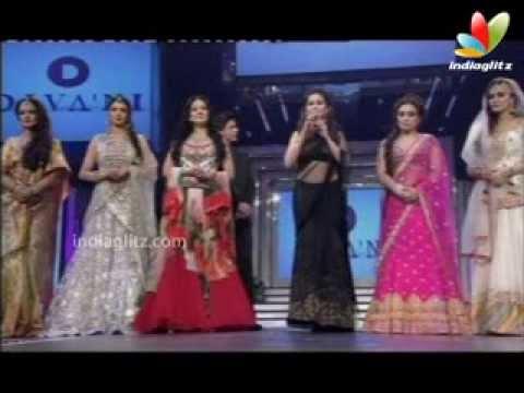 Shahrukh, Katrina, Rekha, Sridevi Celebrate Yash Chopra's Birthday   Anushka, Rani, Madhuri, Preity