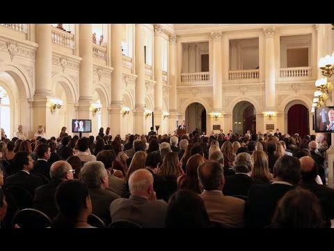 Lorenzetti disertó en Córdoba sobre el nuevo Código Civil y Comercial