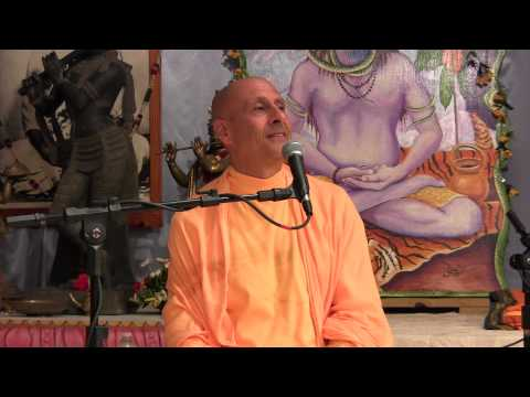 Radhanath Swami - Final Bahamas Talk