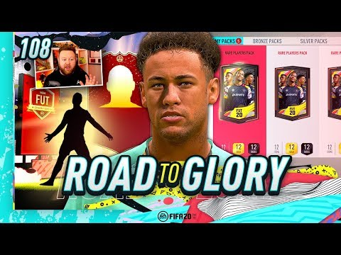 FIFA 20 ROAD TO GLORY #108 - REWARDSSS!