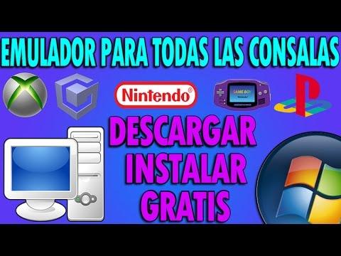 Descargar e Instalar Un Emulador Para Todas Las Consolas