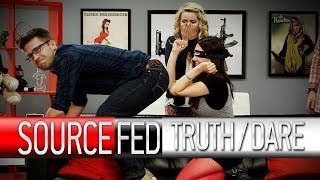 Everyone Gets Felt Up on TRUTH OR DARE!