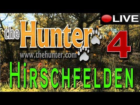 """The Hunter ao vivo - #4 """" Caçando Javalis em Hirschfelden """""""