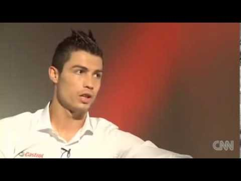 RONALDO TALKS ABOUT (ISLAM) AND HE SAYS HE WILL THINK ABOUT IT EVERYDAY!