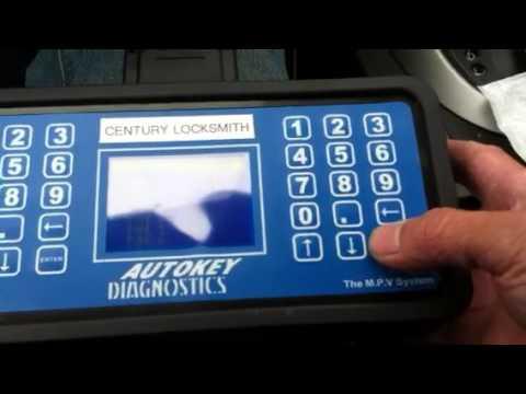 How To Program A Transponder Key For 2011 Nissan Rogue  Part 1 2