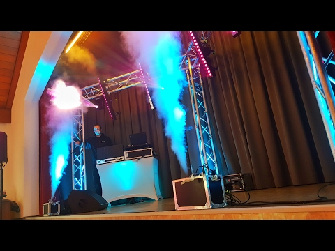 DJ Marco Maribello: Equipment Setup, Party-Paket DJ + Liveact