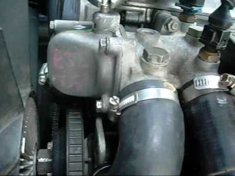BMW E32 M30 Big Six Cooling System Pt2 Air Bleed