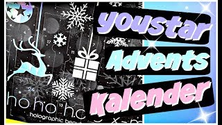 HOLOGRAPHIC X-MAS Youstar Beauty Adventskalender 2018 | 9999 Dinge