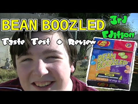 Jelly Belly Bean Boozled *3rd Edition* Taste Test + Review
