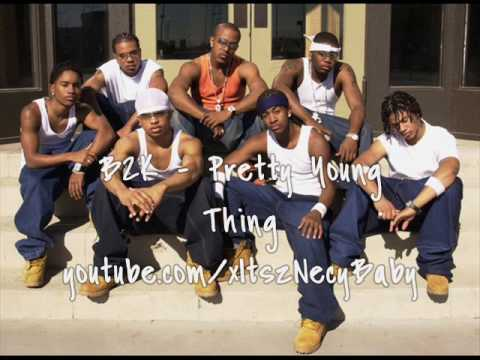 B2k - Pretty Young Thing