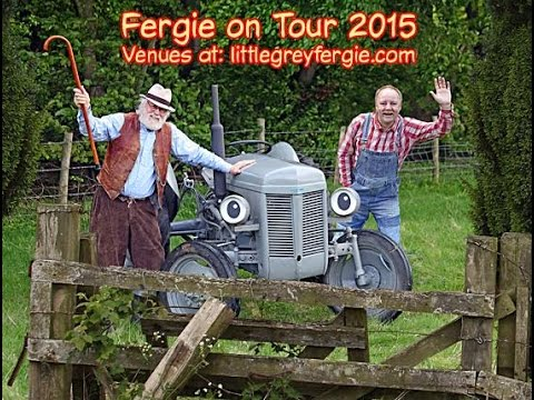 Come and See Fergie on his UK Tour this Summer! | Gratass | Little Grey Fergie