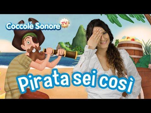 Pirata sei così + more kids songs - Dance with Greta - Italian Songs for Children by Coccole Sonore