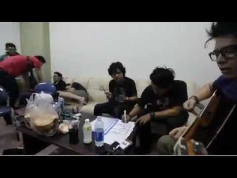 Noah Band backstage | Terbangun Sendiri video