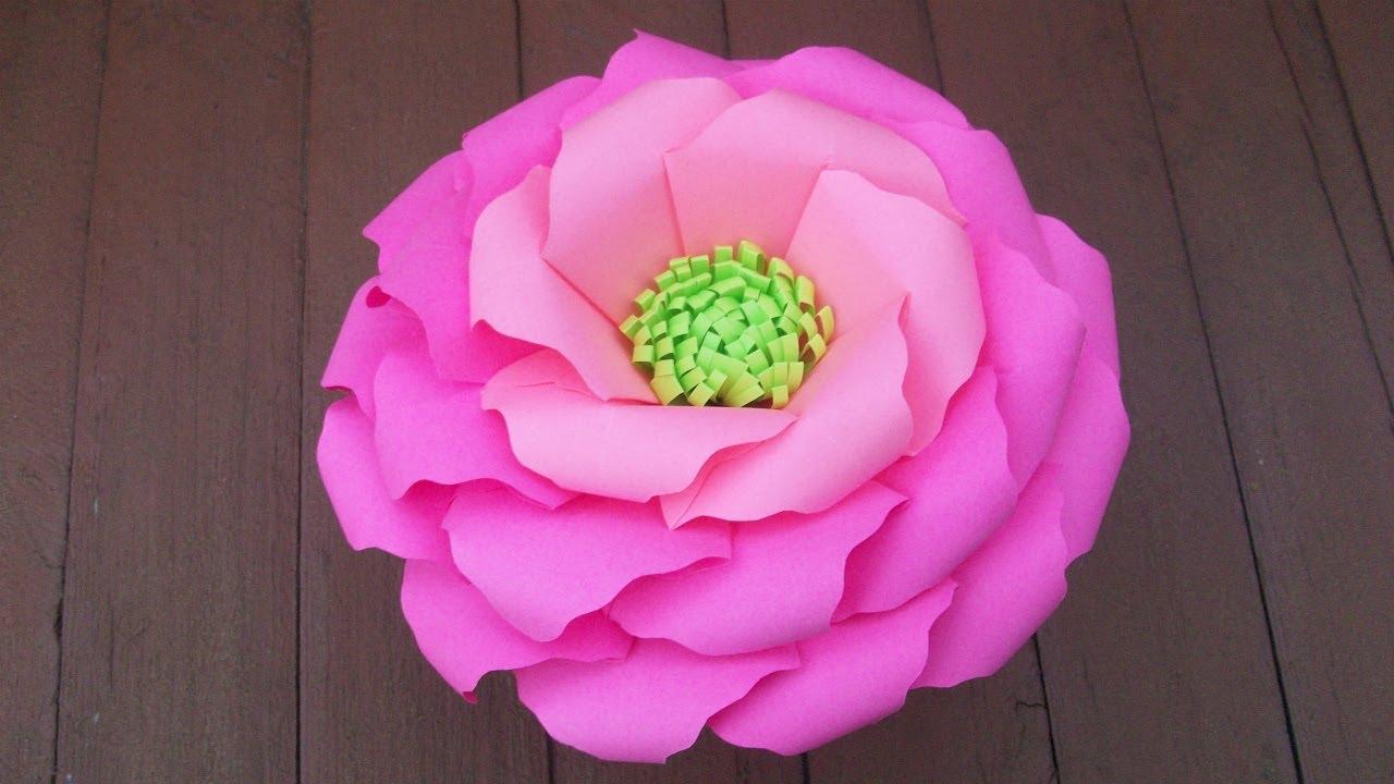 Пышная роза своими руками 81