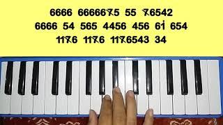 Flashlight-Jessie J - Melodica | Pianica Notes