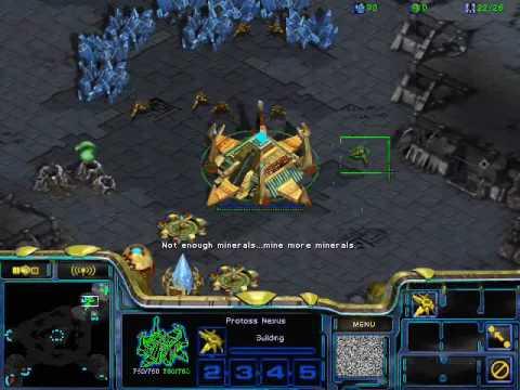 Starcraft White-Ra - Протоcсы против зергов, вечная война [1/2]