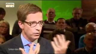 Vom Unmut zum Aufstand? H.C. Ströbele & Prof. Michael Hüther (Diskussion)