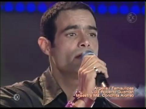 LUIS ROBERTO GUZMAN - hasta que me olvides