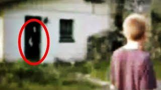 7 Rare Paranormal Videos Caught on Tape