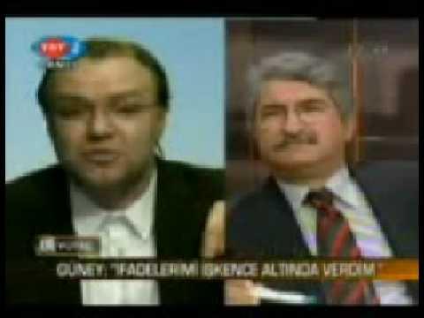 Tuncay Guney TRT 2 de Samil Tayyar sordu 1 Numara Kim ?