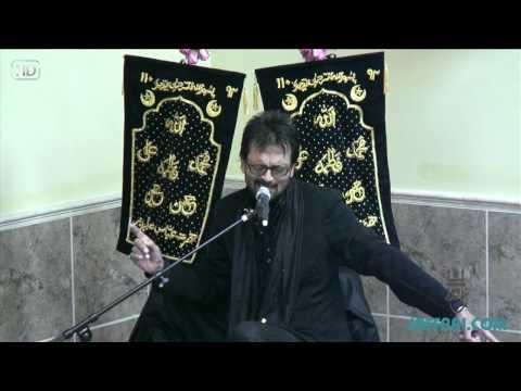 3rd Muharram 1433 2011 Jaffari Majlis Sarkar Mehdi