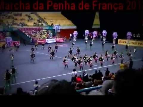 Marcha Penha de Fran�a 2013