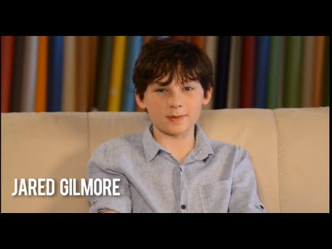 actor jared gilmore speaks up for animals youtube