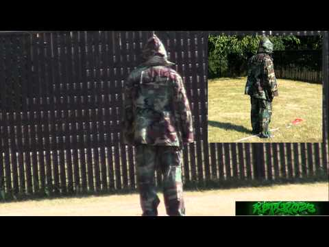 JG Bar-10 Range/Accuracy Test w/AirsoftGI 6.03 Barrel and Laylax SP190 Spring  -ASTKilo23-