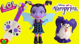 Batastic Vampirina and Spooktastic Spookalele Plays Vampirina Music Songs