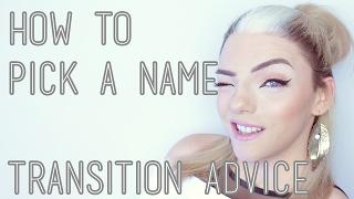 Naming Yourself - Transition 101| Stef Sanjati