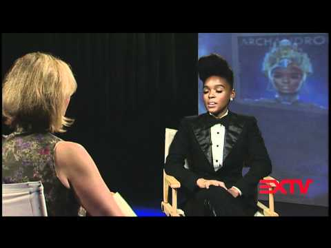 Janelle Monae Celebrity Interview