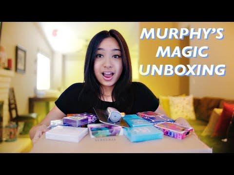 Ultimate Murphys Magic Unboxing