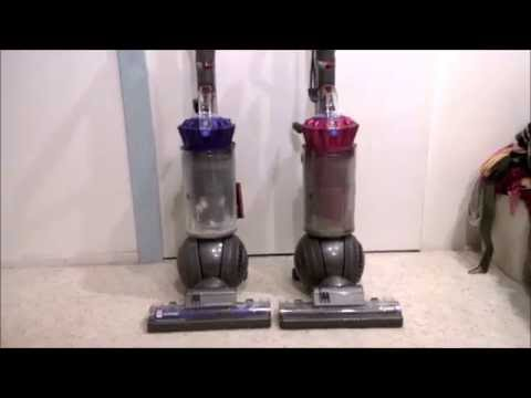 Dyson DC65 Animal vs. Dyson DC41 Animal  - FULL vacuum REVIEW and TEST!