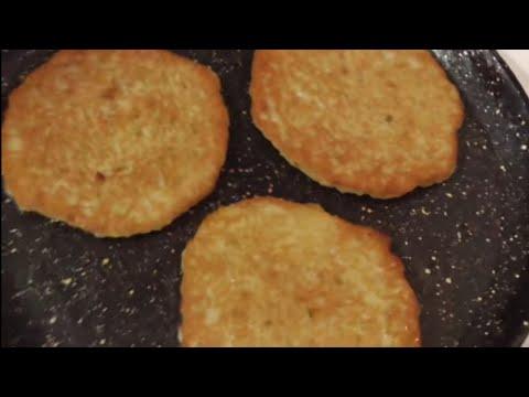 Как сделать драники правильно. Potato Pancake (Dish)   Лысый Повар