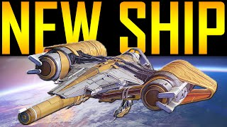 Destiny - NEW SHIP! NEW ENGRAM! NEW SHADERS!