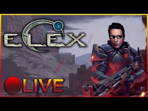 ELEX  |  Oziębły Streamer  |  Poziom: ULTRA  |  #7  (CZYTAJ OPIS)