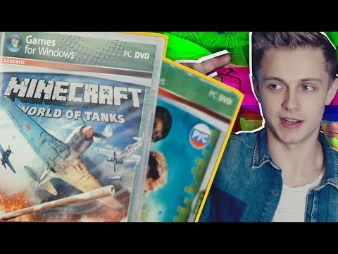 ПИРАТСКИЙ MINECRAFT: World of Tanks, MAD MAX, Godzilla